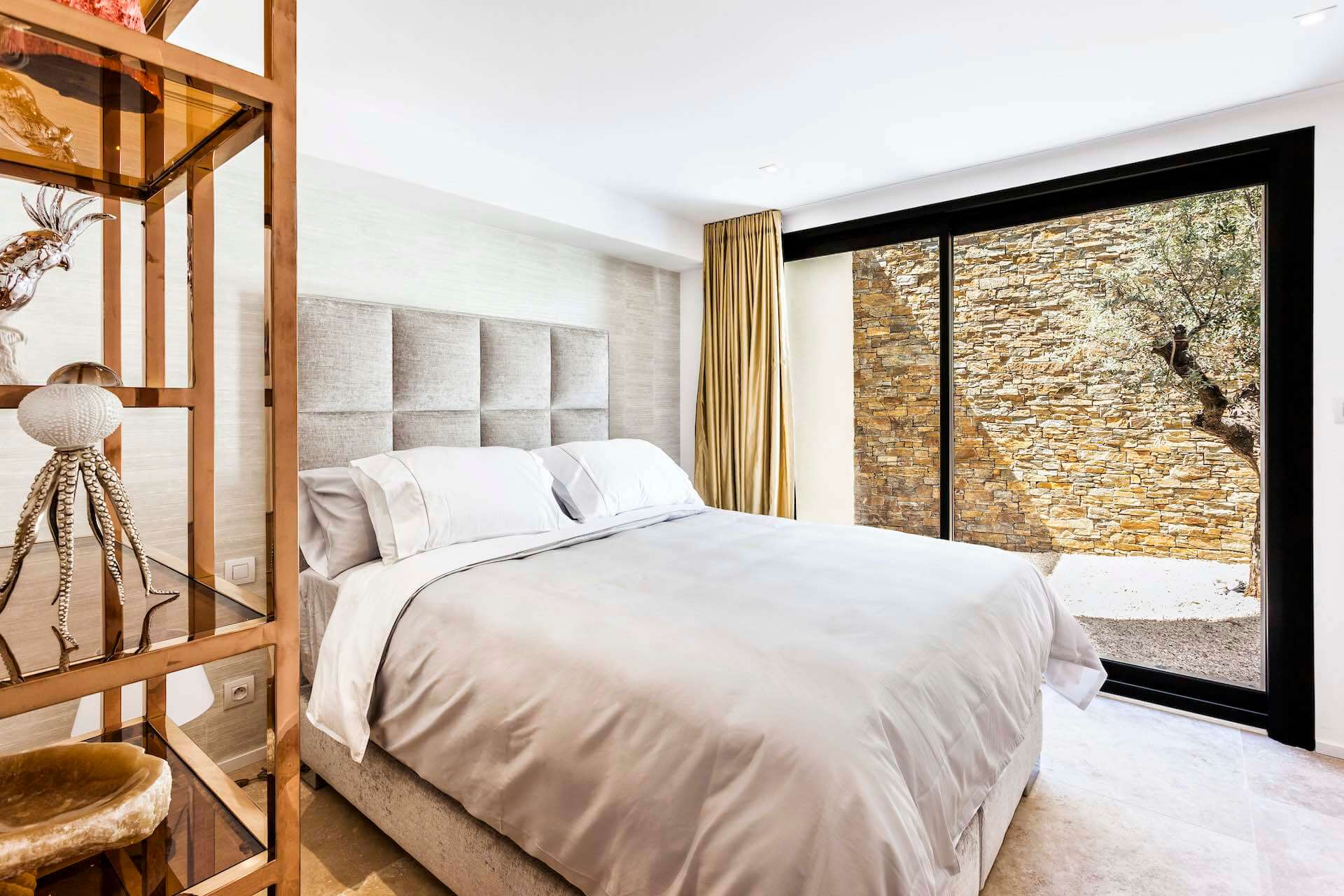 Villa Colibri bedroom