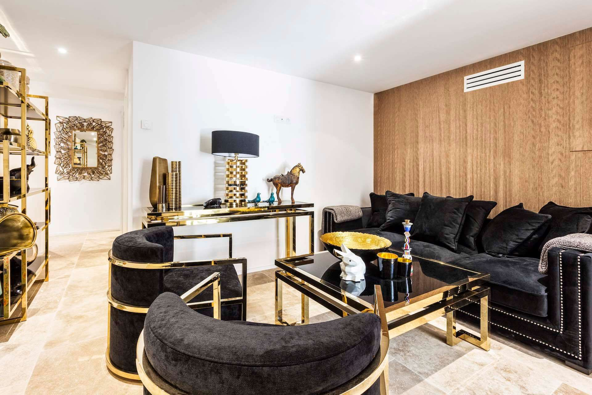Villa Colibri Living Room